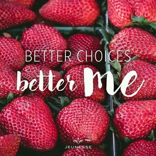 Constantly striving to be a better me! Working through my Jeunesse business to do so.