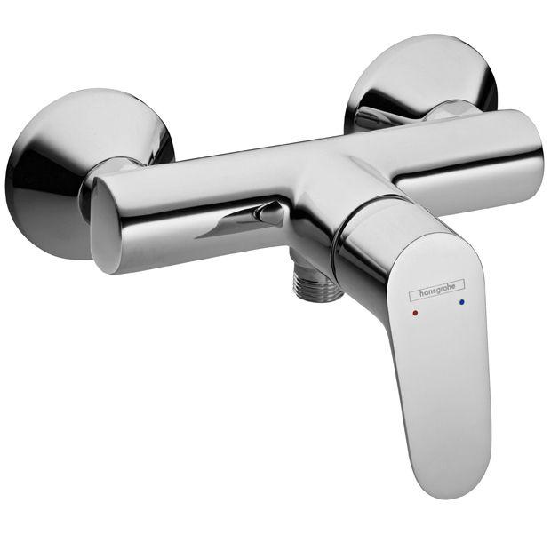 Mitigeur douche Focus E² - Les mitigeurs de douche ronds - Lapeyre