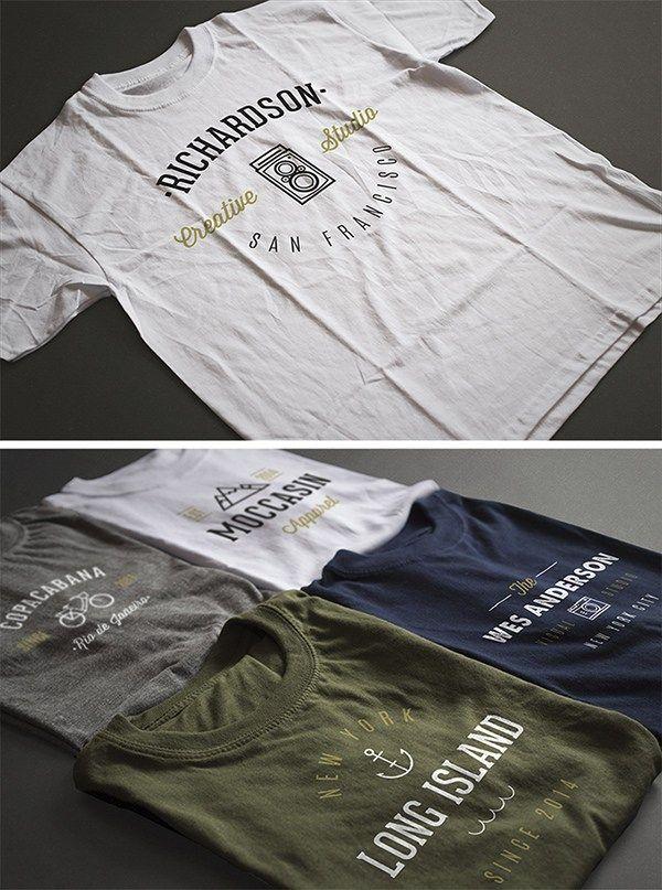 35+ Best T-Shirt Mockup Templates - Free PSD Download | PSDTemplatesBlog