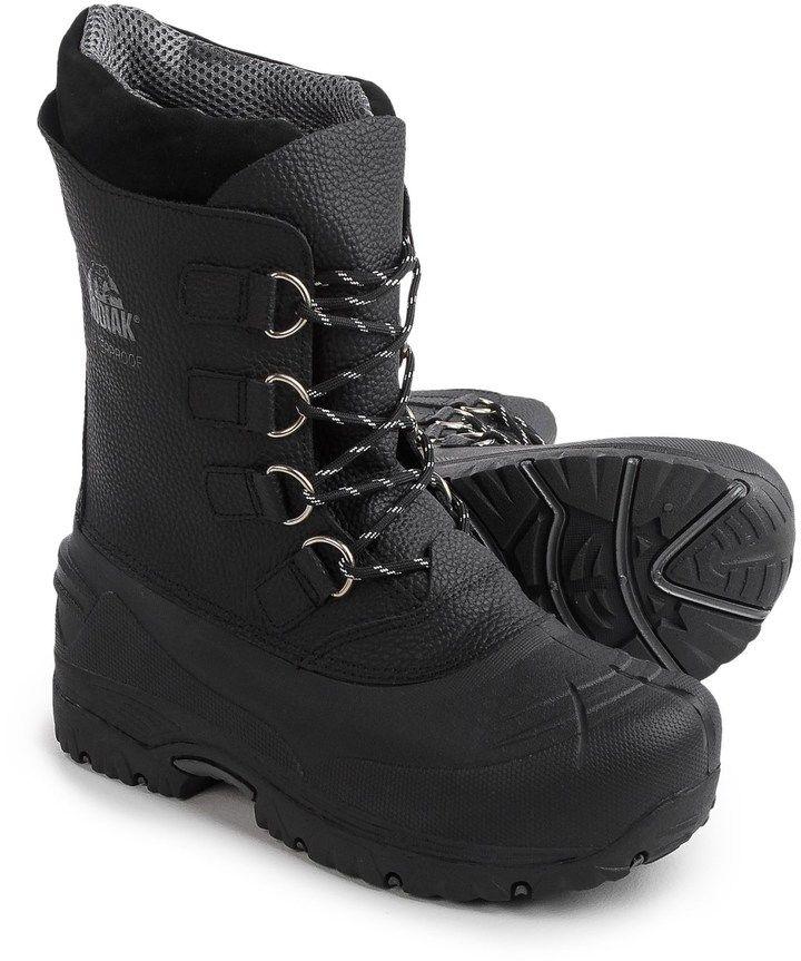 Kodiak Hudson Pac Boots - Waterproof, Insulated (For Men)