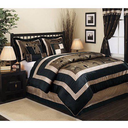 buy pastora 7piece bedding comforter set at walmart