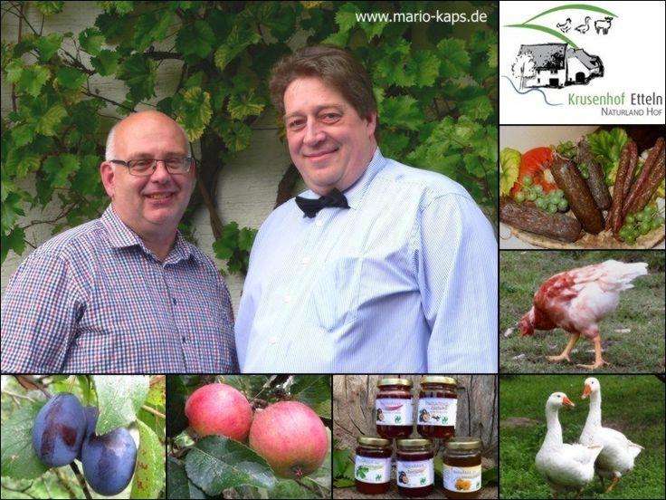 Krusenhof Etteln - ein biozertifizierter Hof mit Schafs-, Hähnchen- und Gänse-Zucht sowie Wurst- und Marmeladen-Spezialitäten - Mario´s Fire Food & Fine Food Impressum: http://www.mario-kaps.de/impressum/