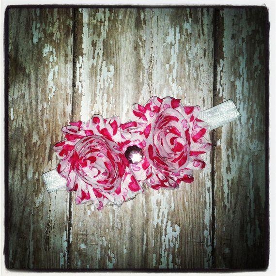 shabby chic valentine's day decor