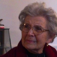 Zoia Horn 1918 - 2014 Librarian and Freedom of speech activist