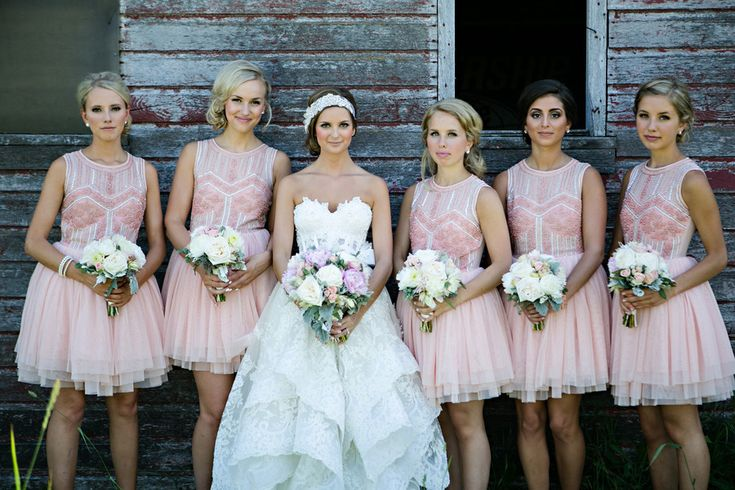 17 Best Images About Bridesmaids & Groomsmen On Pinterest