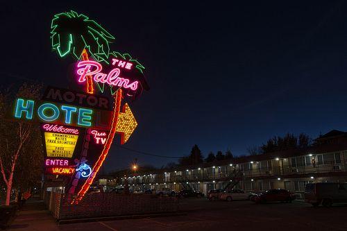 Palms Motel, Portland, OR | 3801 N Interstate Ave. | Flickr