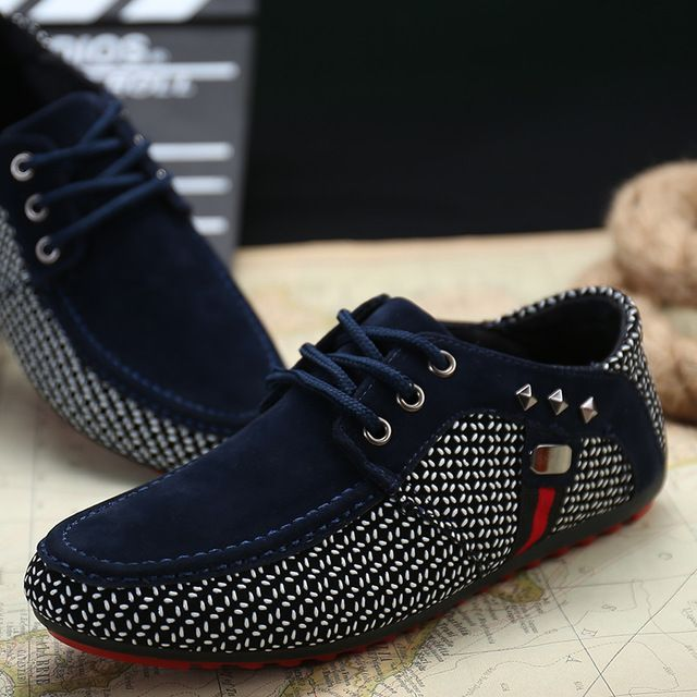 Check current price sapato masculino Sales Mens Shoes Tenis zapatos hombre Casual Mesh red bottom shoes for men shoes Casual Driving Loafers just only $16.66 with free shipping worldwide  #menshoes Plese click on picture to see our special price for you