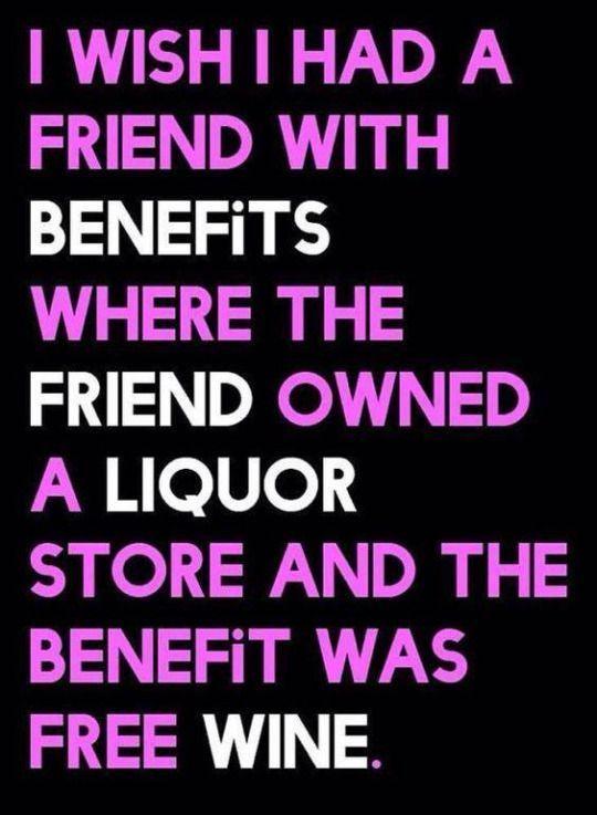 The Girlfriends Guide To Wine #WineHumor #WineMemes