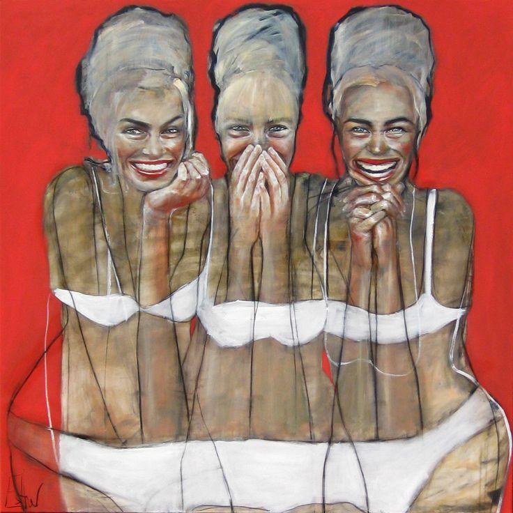 Australian Artist Esther Erlich
