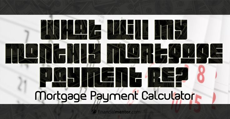 Mortgage Payment Calculator - with Amortization Schedule: figures your monthly mortgage payment based on the amount borrowed, loan term, and interest rate.