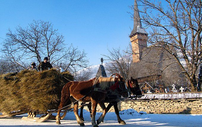 Discover Maramures, the last bucolic region in Europe. Photo by Mihai Moiceanu
