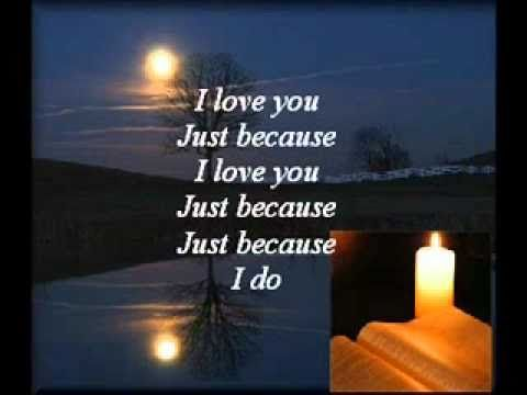I Love You Just Because - Anita Baker