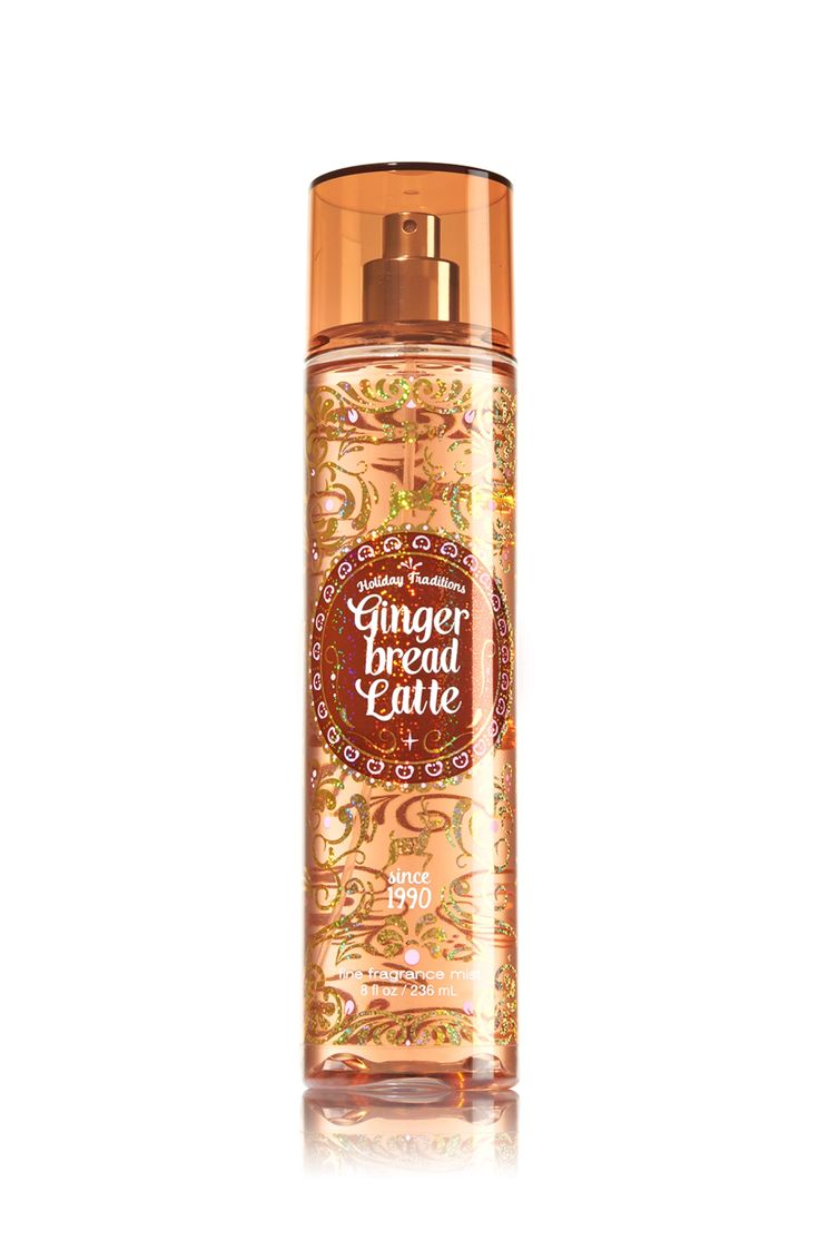 Signature Collection Gingerbread Latte Fine Fragrance Mist