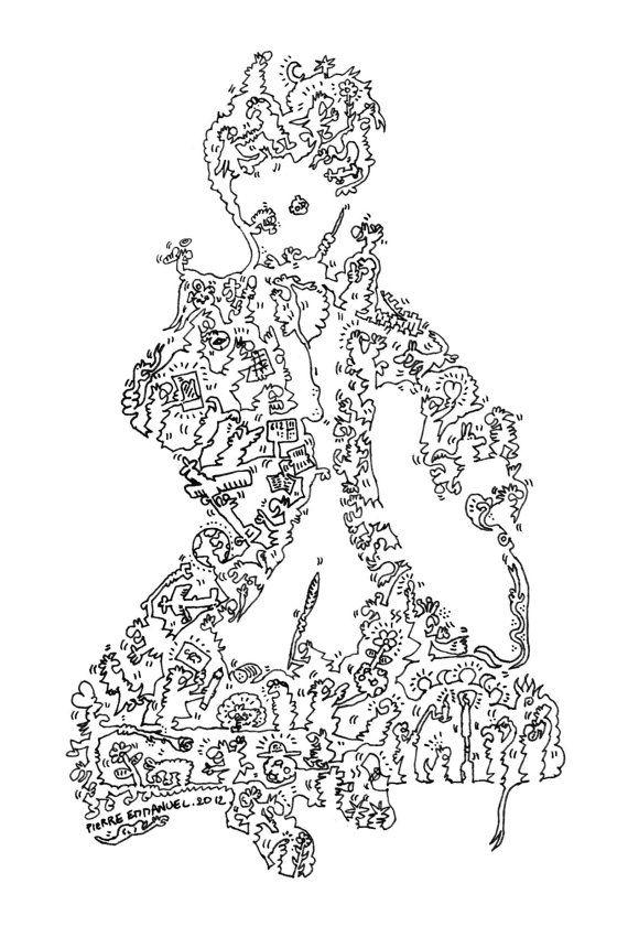 Petit Prince portrait