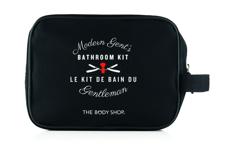The Body Shop Gent's Wash Bag R150.00