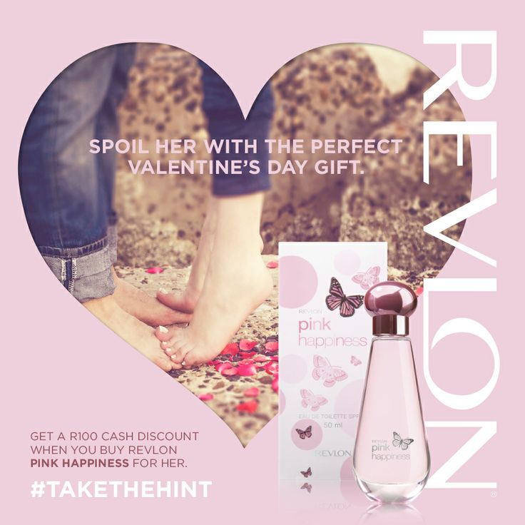 We're showing YOU the love this Valentine's Day! Visit http://on.fb.me/1aOkHpb to find out how you could WIN R500 towards your dream date. #takethehint #Revlon #Valentines