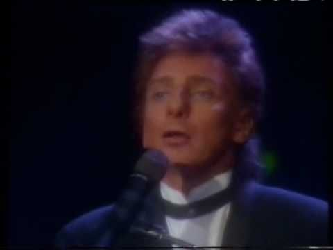 Barry Manilow Tour  Setlist