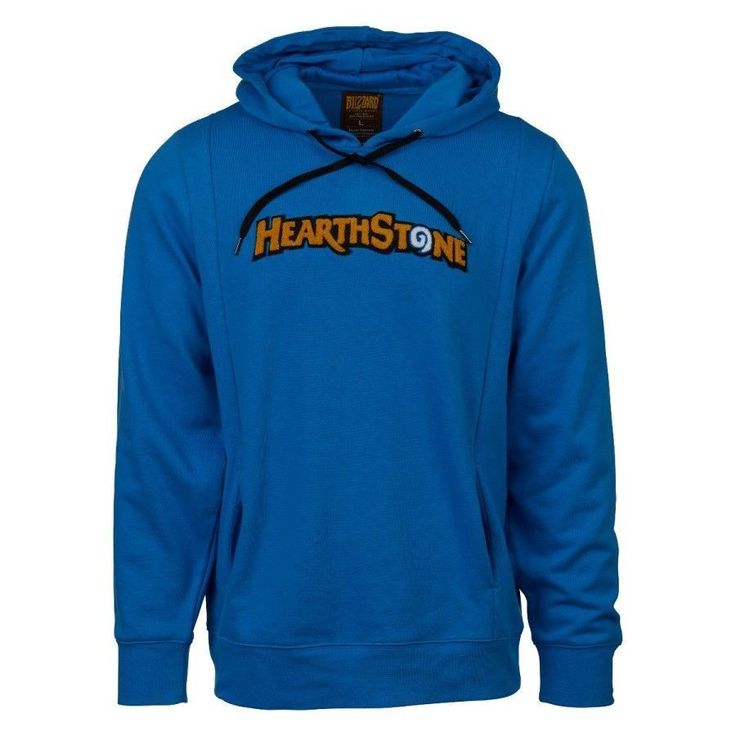 Blizzcon 2017 Hearthstone Pullover Hoodie HOT US Shipping Brand New Size Large #Blizzard #Hearthstone