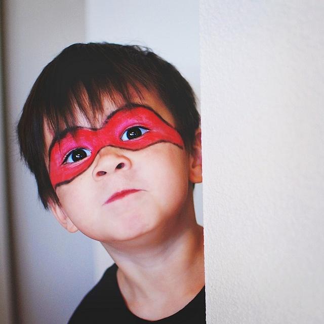 super hero by demandaj, via Flickr