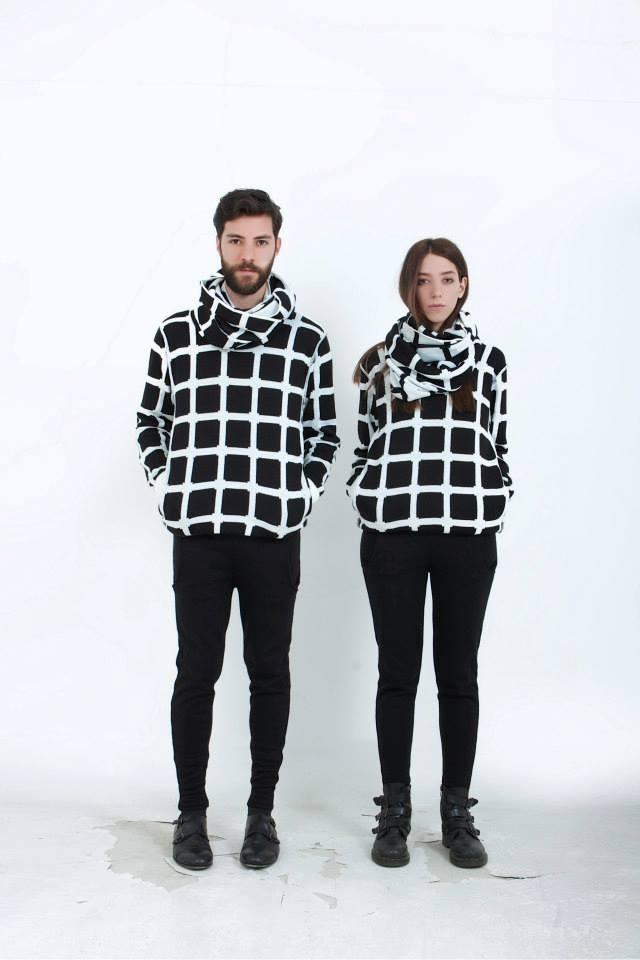 B r a c k e t s (sweater) doble faz-