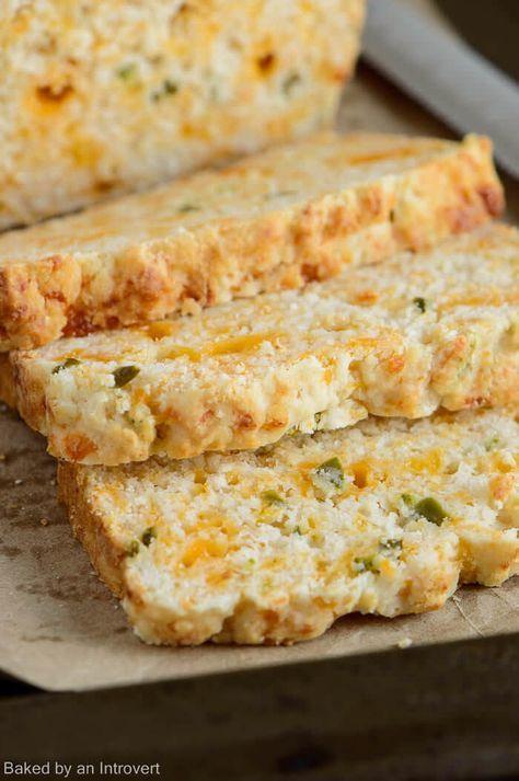 Cheddar Jalapeno Buttermilk Bread Recipe Food Recipes