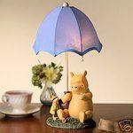 vintage winnie the pooh nursery   eBay Image 1 NEW DISNEY CLASSIC WINNIE THE POOH PIGLET NURSERY LAMP