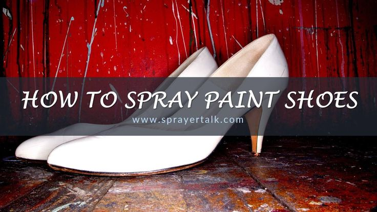 Like other items shoes can be painted by Spray gun. So, who wants to know How to Spray Paint Shoes for easier life this will be the best article for you.