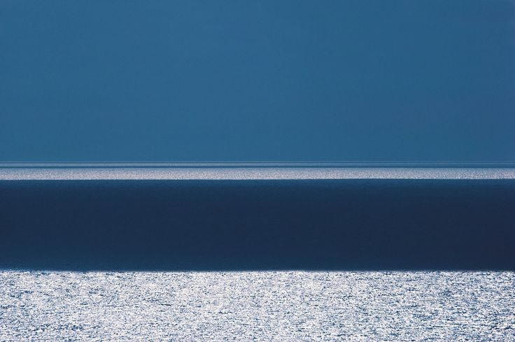 """Mediterraneo, 1988"" by Franco Fontana #seascape"