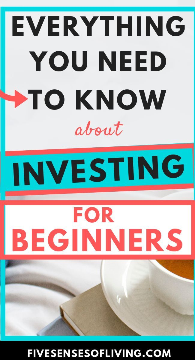 How To Start Investing When You're a Complete Beginner