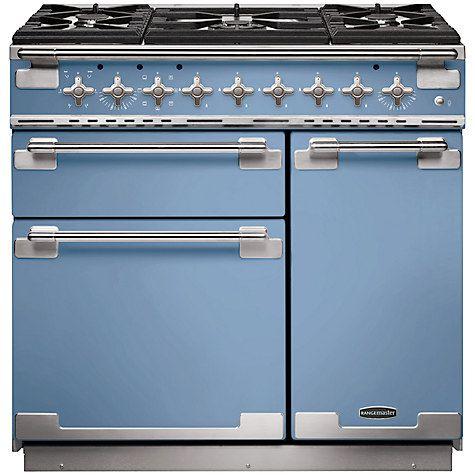 Buy Rangemaster Elise 90 Dual Fuel Range Cooker Online at johnlewis.com