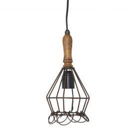 Hanglamp Bernadet roest 29xØ14