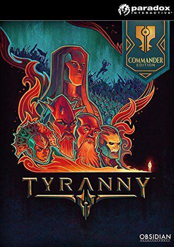 TYRANNY (Paradox Interactive) Game Cover