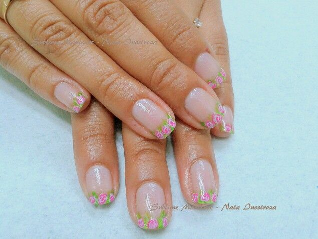#nailart por #sublimemanicure