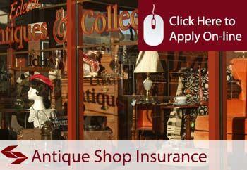 Antique Shop Insurance