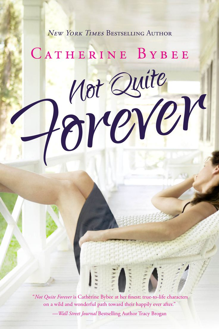 """""""Bybee's magnetic fourth Not Quite contemporary proves that romance can happen in the most unlikely places... The love scenes are sizzling and the multi-dimensional characters make this a page-turner. Readers will look for earlier installments and eagerly anticipate new ones."""" –Publishers Weekly, NOT QUITE FOREVER, NOVEMBER 04, 2014"""