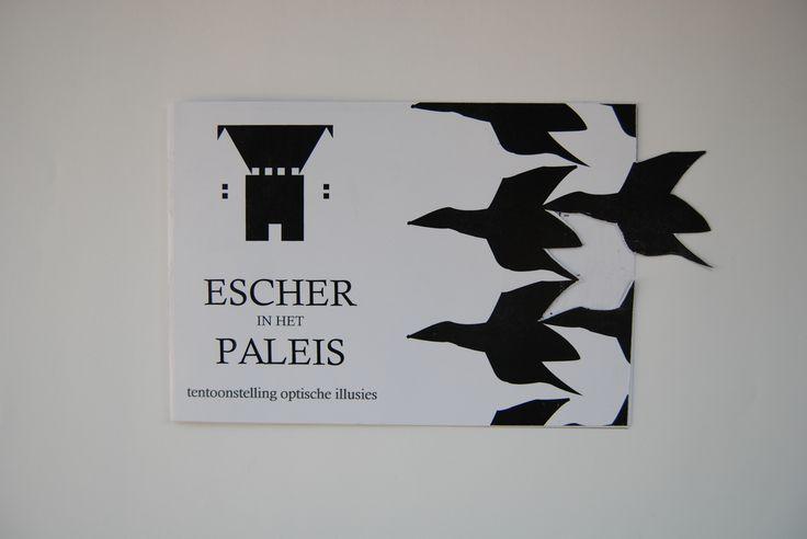 Escher uitnodiging