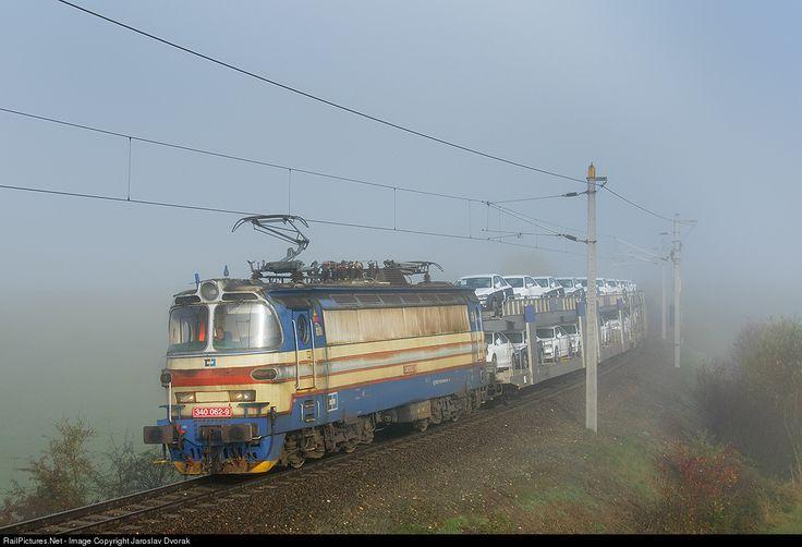 RailPictures.Net Photo: CD 340 062 9 Ceske Drahy CD 340 at Horni Dvoriste, Czech Republic by Jaroslav Dvorak
