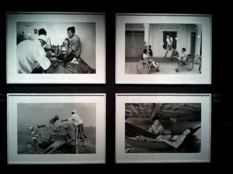 Hasta el 10 de junio.- Una exposición que traza, a través de 148 fotografías, cerca de 100 retratos y 6 audiovisuales, un extenso recorrido por la dilatada trayectoria fotoperiodística de Gervasio Sánchez. http://bit.ly/AaKQNA