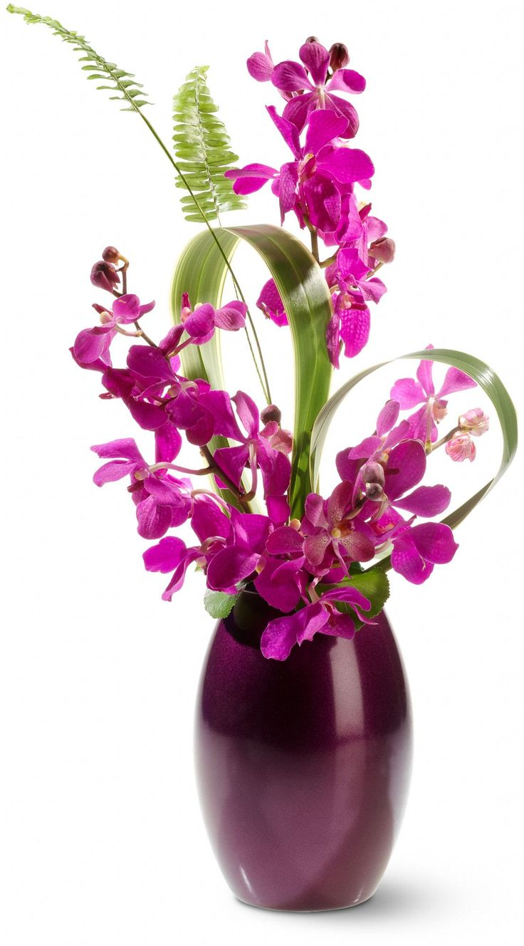 Easy breeze!!!!Loves Sweet Dream. Only 4 orchid stems, this arrangement is do-able and so impressive.