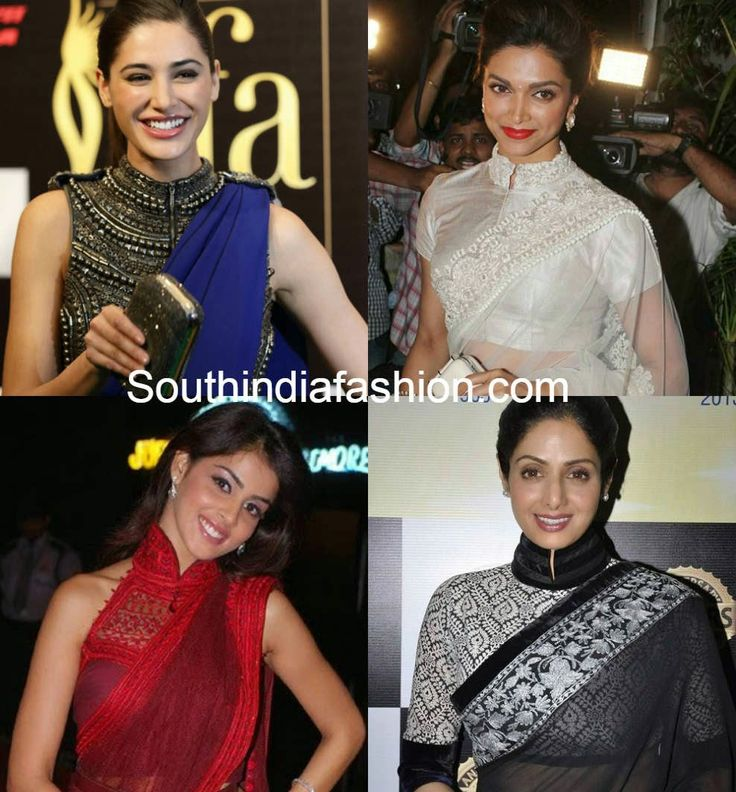 celebrity stand collar neck blouses