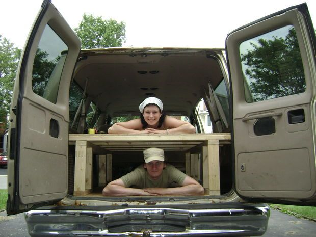 Will A Queen Size Bed Fit In A Suv