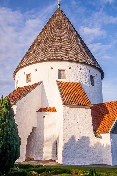 Round church, Bornholm