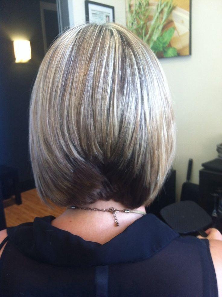 15 Best Reverse Highlights Images On Pinterest Grey Hair