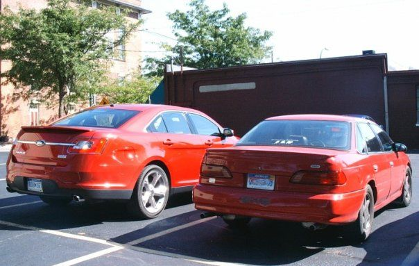 Comparing old and new SHO - Will there be a next-gen Taurus SHO? Should there be?