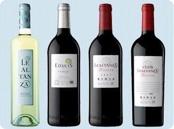 Cata de los vinos de Bodega Altanza en Tomevinos Mirasierra el viernes 18-10-13