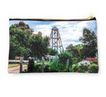 Poppet Head - Golden Square, Victoria Studio Pouch