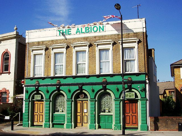 Albion, South Hackney, E9 | Flickr - Photo Sharing!