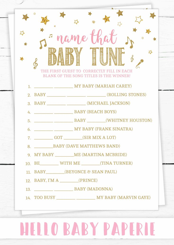 Name that Baby Tune, Twinkle Twinkle Little Star, Baby Song Game