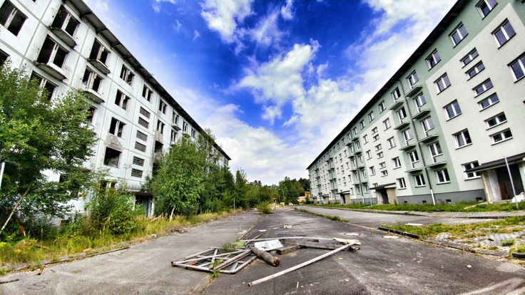 Opuštěné sídliště