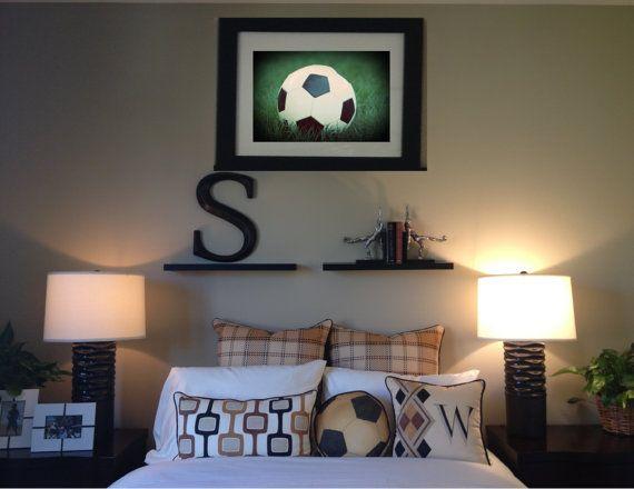 90 best soccer bedroom ideas images on pinterest